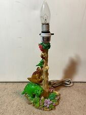 Vintage The Land before Time Collection Lamp Universal Studios Littlefoot Petrie