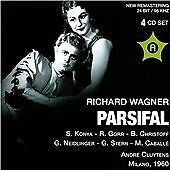 Parsifal, , Audio CD, New, FREE & FAST Delivery