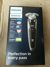"""Philips Norelco 9100 Wet & Dry Men's Rechargeable Electric Shaver S9161/83 NEW"""""""