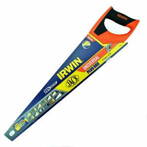 "Irwin Jack 10505212 880UN Universal 20""Triple Ground HardPoint Wood Hand Saw"