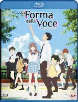 La Forma Della Voce (Standard Edition) (Blu-Ray) DYNIT