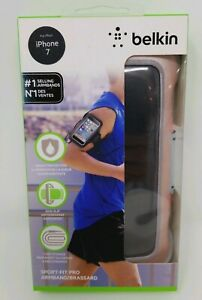 Belkin Iphone 7/8 Sport-fit Pro Armband  For Running Or Working Out