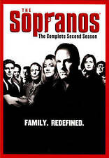 Sopranos: The Complete Second Season [4 Discs] DVD Region 1