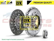 FOR VAUXHALL VECTRA C 2.0T TURBO GENUINE LUK CLUTCH COVER DISCS BEARING KIT