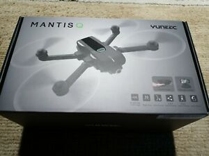 Yuneec Mantis Q.  New. open box.  Unit was a dispoay model never been used