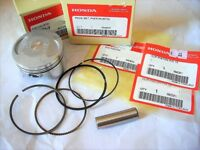 GENUINE Honda CBR125 Piston & Rings Set 2011 - 2019 ***UK STOCK***