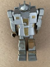 Diecast Metal ROBOT Pencil Sharpener 1980's Toy Hong Kong