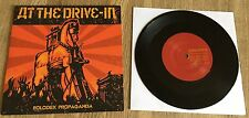 "AT THE DRIVE-IN - Rolodex Propaganda 7"" VINYL The Mars Volta Antemasque"