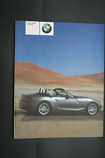 2004 bmw z4 owners manual new original e85 e86