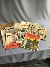 Selection Of Vintage Piano Music