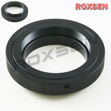 T2 T-2 T-Mount Telephoto Telescope Lens to M42 Mount Praktica Pentax Adapter