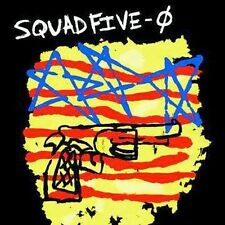 Late News Breaking * by Squad Five-O (CD, Jun-2004, Capitol)