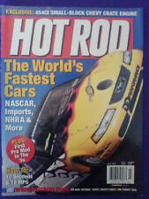 HOT ROD - WORLD'S FASTEST - July 2003 vol 56 #7