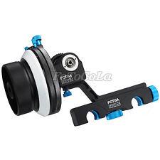 Fotga DP500II quick-release dampen follow focus A/B hard stop for DSLR HDSLR HDV