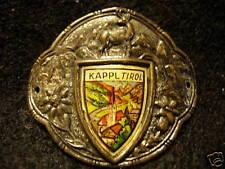 Kappl Tirol hiking medallion stocknagel G1272