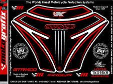 Kawasaki GTR 1400 2007 - 15 Motorcycle Tank Pad Tankpad Motografix Gel Protector