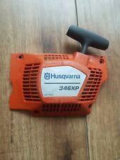 Una vera HUSQVARNA 346 XP Motosega Rinculo Pull Starter assieme 544 97 34 01