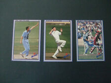 NSW Blues CRICKET CARDS x 3  ..  NEW