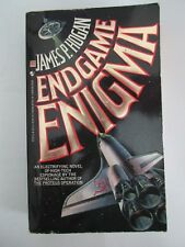 Endgame Enigma by James P. Hogan (1988, Paperback)