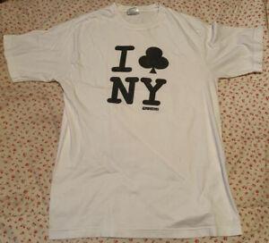 The Lemonheads 90's Vintage I Love NY T-Shirt Size Large Pre-Owned