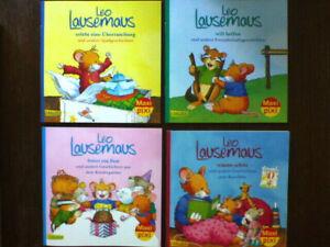 Maxi-Pixi-Box 80: 4x Meine liebsten Geschichten von Leo Lausemaus ; 2020