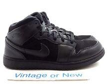 Nike Air Jordan I 1 Phat Black GS 2012 sz 6.5Y
