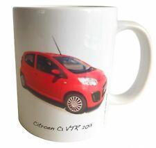 Citroen C1 VTR 2013 - Ceramic Mug - First Car Memory, Ideal Gift