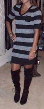 J Lo Jennifer Lopez $99.99 over the knee black boots 6.5 women shoes ladies B89