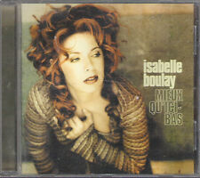 """CD """"Isabelle BOULAY"""" Mieux qu'ici-bas"""