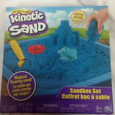 Spin Master Kinetic Sand Box Set - Blue