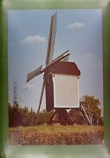 CPA Holland Zundert Molen Windmill Moulin a Vent Windmühle Molin Wiatrak w242