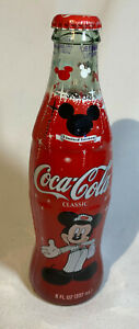 2003 Coca-Cola Classic Celebrate MICKEY 75 InspEARations Disney Bottle *UNOPENED