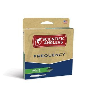 Scientific Anglers Frequency Fly Line Trout 4wt 117173