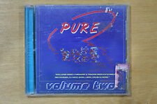 Pure Volume Two - Ken Laszlo, DJ Miko, DJ Space'C, Libra 1998 2CD   (Box C104)