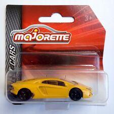 Majorette  Lamborghini Aventador - 1:64 scale model