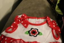 Infant Outfit Girls GoodLad Size 6months Preowned