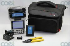 Fiber Optic Fusion Splicer JILONG KL-510E Fusionadora Fusion Splicing Equipment