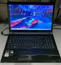 CLEVO W251EF Gaming Laptop Intel Core i5 3rd Gen 240GB SSD 8GB Windows10 Nvidia