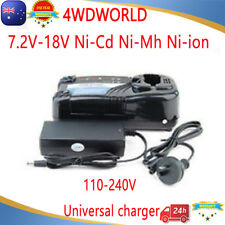 Battery Charger for Hitachi 7.2V 9.6V 12V 14.4 18V 240V Ni-MH Li-ion UC18YRL OZ