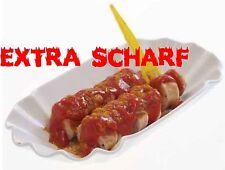 Chili XXL Currywurst extrem scharf 400ml  4,30€
