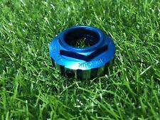 USED  SUNTOUR LOCK NUT STEM POWER BMX diacomp BLUE KUWAHARA KZ SE PK