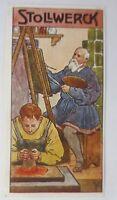 """""""Stollwerck"""" Gruppe 432. Nr.3,  Lucas Cranach ♥ (14235)"""
