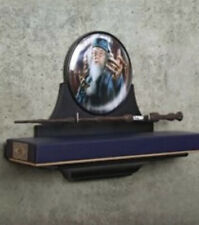Harry Potter Noble Collection Albus Dumbledore Wand Wall Display Elder Wand Rare