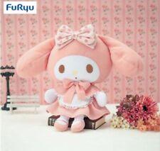 My Melody Girly Sweet Pink BIG Plush FuRyu Japan