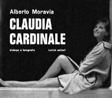 Alberto Moravia CLAUDIA CARDINALE Lerici 1963 oggi nel mondo volume 9 vol. I ed.