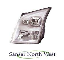 Ford Transit MK7 - Passenger Front Headlamp Headlight Chrome N/S LEFT  2006-2014
