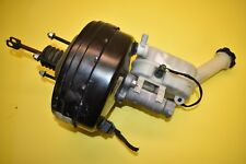 09 Chevrolet Traverse Power Brake Booster w/ Master Cylinder & Reservoir OEM