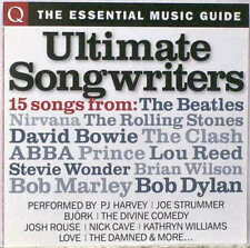 Q MAGAZINE : ULTIMATE SONGWRITERS : VARIOUS ARTISTS  *NEW CD*