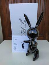 After Jeff Koons: Black Rabbit - Limited Edition
