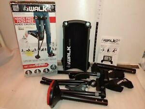 IWalk 2.0 Hands Free Crutch Knee Walker, Universal Fit - USED